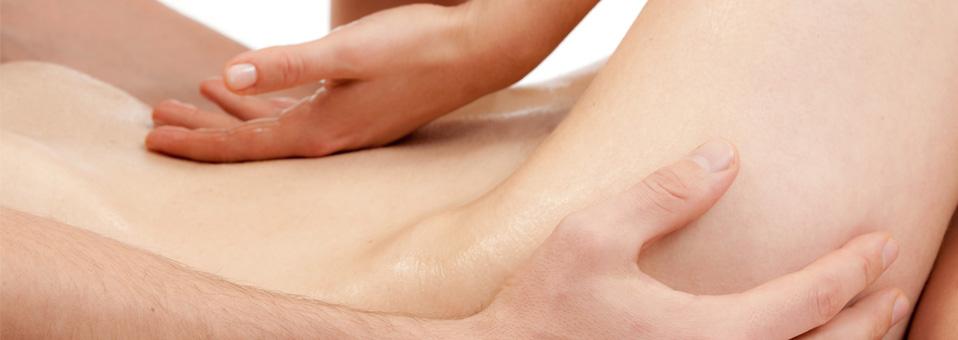 Vierhändige Tantramassage